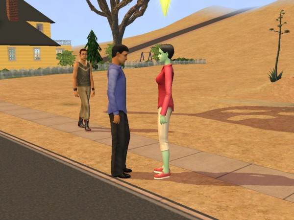 singles in sims Dating sim  dating sims (or dating simulations) are a video game subgenre of simulation games, usually japanese, with romantic elements the most common objective of dating sims is to date.